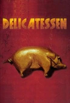 Ver película Delicatessen