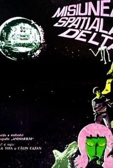 Ver película Delta Space Mission