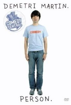 Demetri Martin. Person. online