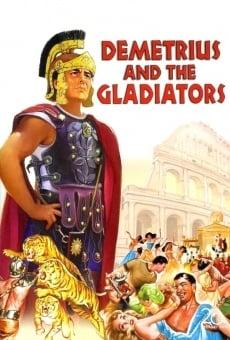 Ver película Demetrio, el gladiador