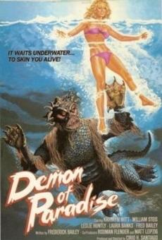 Ver película Demon of Paradise