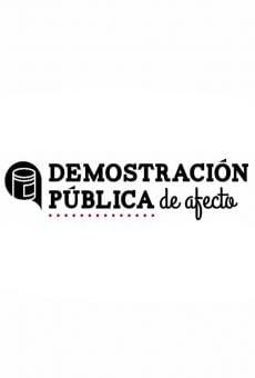 Película: Demostración pública de afecto