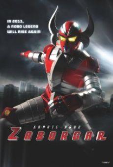 Ver película Denjin Zabôgâ