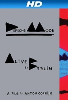 Película: Depeche Mode: Alive in Berlin
