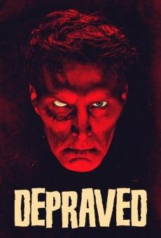 Ver película Depraved