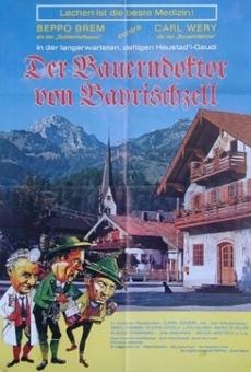 Ver película Der Bauerndoktor von Bayrischzell