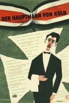 Ver película Der Hauptmann von Köln