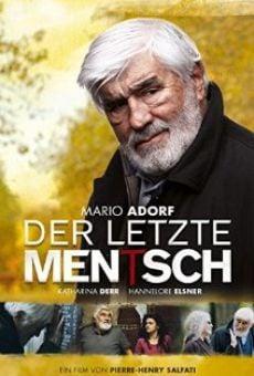 Ver película Der letzte Mentsch