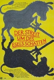 Ver película Der Streit um des Esels Schatten