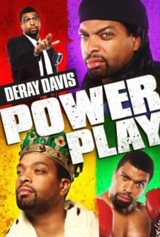 Watch DeRay Davis: Power Play online stream