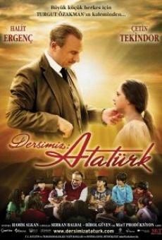 Watch Dersimiz: Atatürk online stream