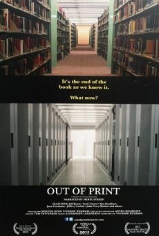 Out of Print online