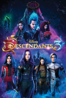 Descendants 3 on-line gratuito
