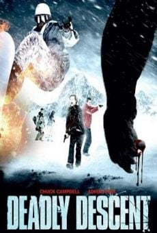 Deadly Descent: Abominable Snowman
