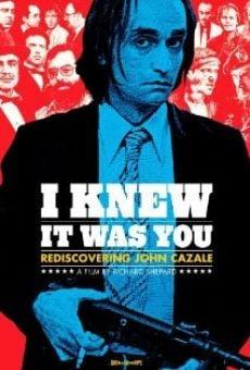 Descubriendo a John Cazale