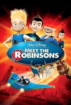 Descubriendo a los Robinsons online