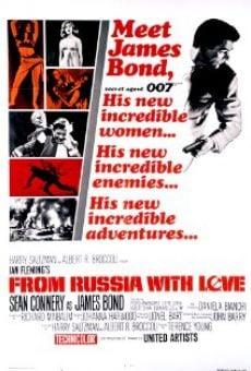 007 - Dalla Russia con amore online