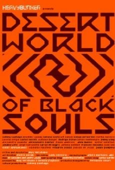 Desert World of Black Souls
