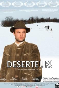 Ver película Deserter!
