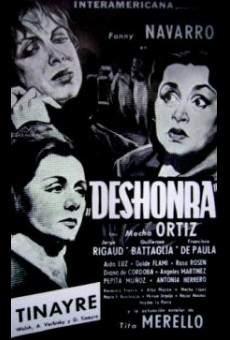 Ver película Deshonra