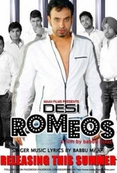 Ver película Desi Romeos