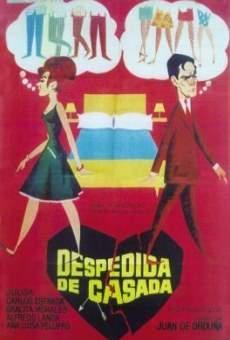 Ver película Despedida de casada
