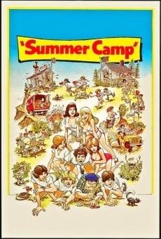 Ver película Despelote en el campamento