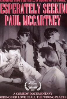 Desperately Seeking Paul McCartney online