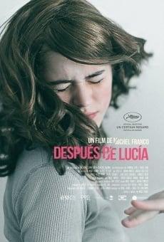 Ver película Después de Lucía