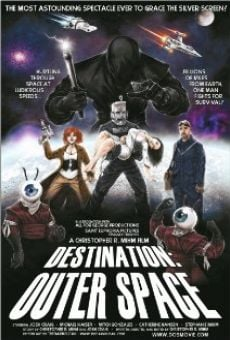 Destination: Outer Space on-line gratuito