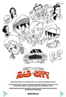 Ver película Destination: Rad City