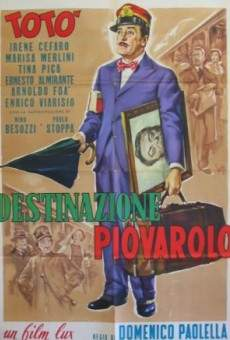 Ver película Destinazione Piovarolo