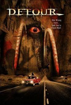 Ver película Desvío al infierno