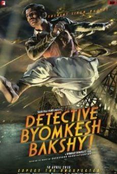 Ver película Detective Byomkesh Bakshy