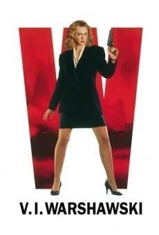 Ver película Detective con medias de seda