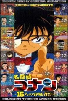 Detective Conan: 16 Suspects on-line gratuito