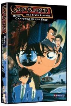 Detective Conan 4: Capturado en sus ojos online