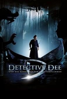 Ver película Detective Dee y el misterio de la llama fantasma