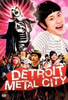 Ver película Detoroito Metaru Shiti