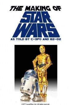 Ver película Detrás de las cámaras 'Star Wars'