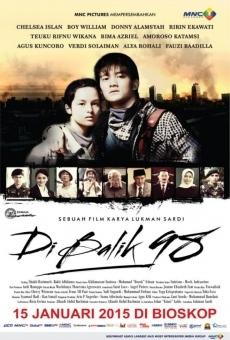 Ver película Detrás del 98