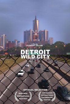 Detroit, ville sauvage