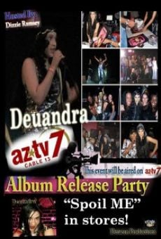 Deuandra's Album Release Party LIVE
