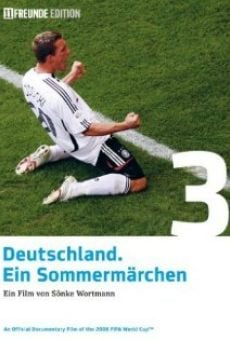 Deutschland. Ein Sommermärchen on-line gratuito