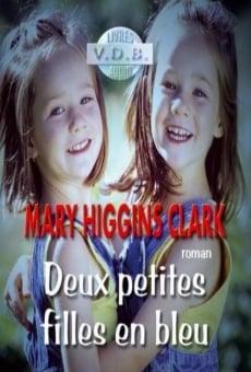 Deux petites filles en bleu online
