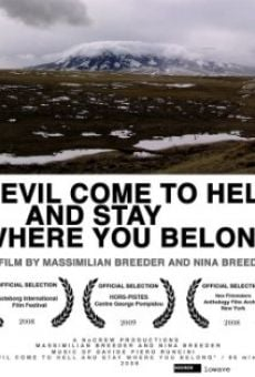 Devil Come to Hell and Stay Where You Belong en ligne gratuit