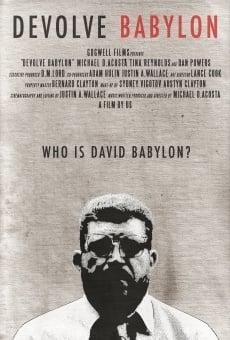 Ver película Devolve Babylon