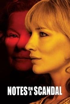 Ver película Diario de un escándalo