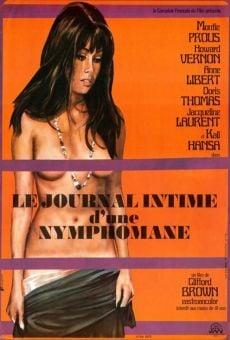 Le journal intime d'une nymphomane online