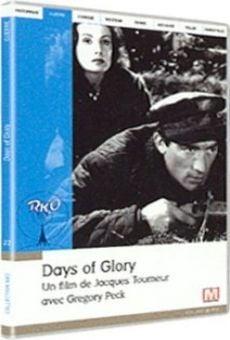 Days of Glory en ligne gratuit